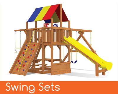 Rainbow Swingsets Backyard Playworld Omaha ...
